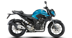 rent a Yamaha FZ 250
