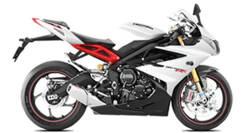rent a Daytona 675 R