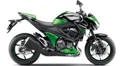 rent a Kawasaki Z 800