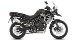 rent a Triumph Tiger 800 XR