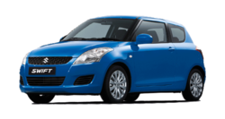 rent a Swift (Diesel, Manual)