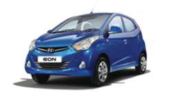 rent a Eon (Petrol, Manual)