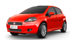 rent a Punto Evo (Diesel, Manual)