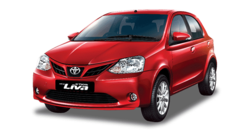 rent a Etios Liva (Diesel, Manual)