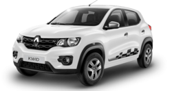 rent a Kwid (Petrol, Manual)