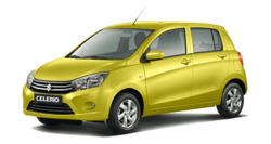 rent a Celerio VXI (Petrol, Auto)