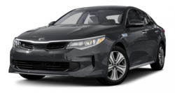 rent a Optima (Automatic)