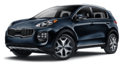 rent a Sportage (Automatic)