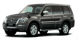 rent a Pajero (Automatic)