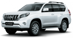 rent a Land Cruiser (SUV, Automatic)