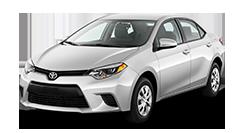 rent a Corolla (Auto, Petrol)