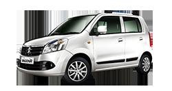 rent a Wagon R (Auto, Petrol)